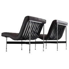 Katavolos Littell and Kelley 'New York' Lounge Chairs