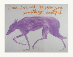 Kate Boxer, Come Here And Il Show You Something Beautiful, Contemporary Art