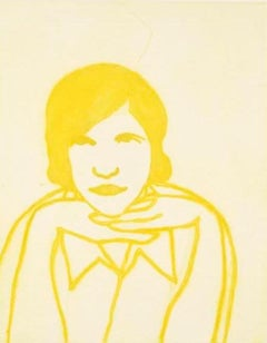 Kate Boxer, Jean Rhys, Contemporary Art, Limited Edition Print, Affordable Art