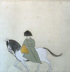 Kate Boxer, Napoleon in the Snow, Limited Edition Print, Contemporary Art