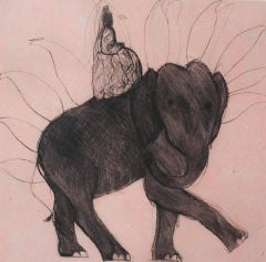 Kate Boxer, Queen Victoria, Limited Edition Print, Contemporary Art