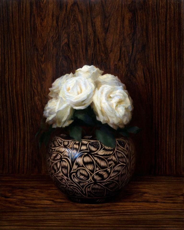 Kate Sammons Still-Life Painting - Dominicana