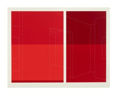 Still Gallery, View Between, 4 Reds, Thread