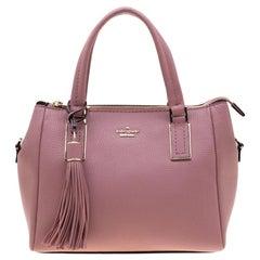 Kate Spade Pink Leather Kingston Drive Alena Crossbody Bag
