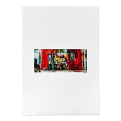 Der Stuhl, Contemporary Art, Abstract Art, 21st Century