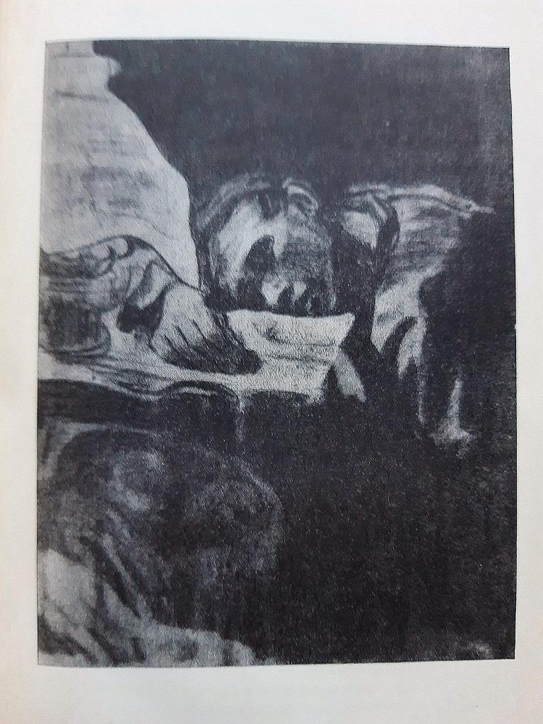 Fur Unsere Kleinen Russische bruder! - Illustrated by Kathe Kollwitz - 1922