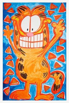 Crazy Doritos -- Print, Lithograph by Katherine Bernhardt