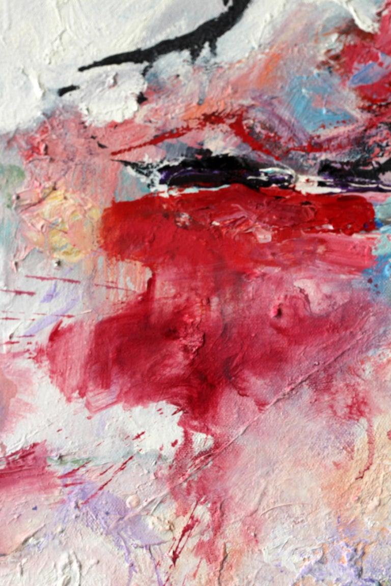 Lost Keys - Painting by Katherine Borkowski-Byrne