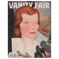 Katherine Hepburn, Vanity Fair, April 1934