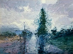 Street Tree in a Deluge