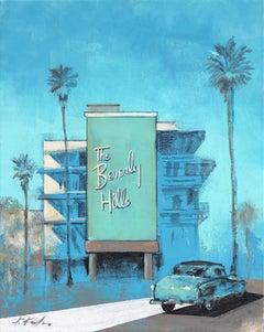 Beverly Hills Hotel 1955