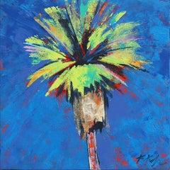 Cerulean Sizzle Palm