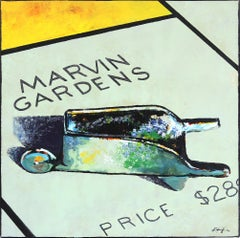 Marvin Gardens Wheelbarrow
