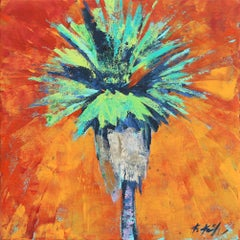 Tangerine Sizzle Palm