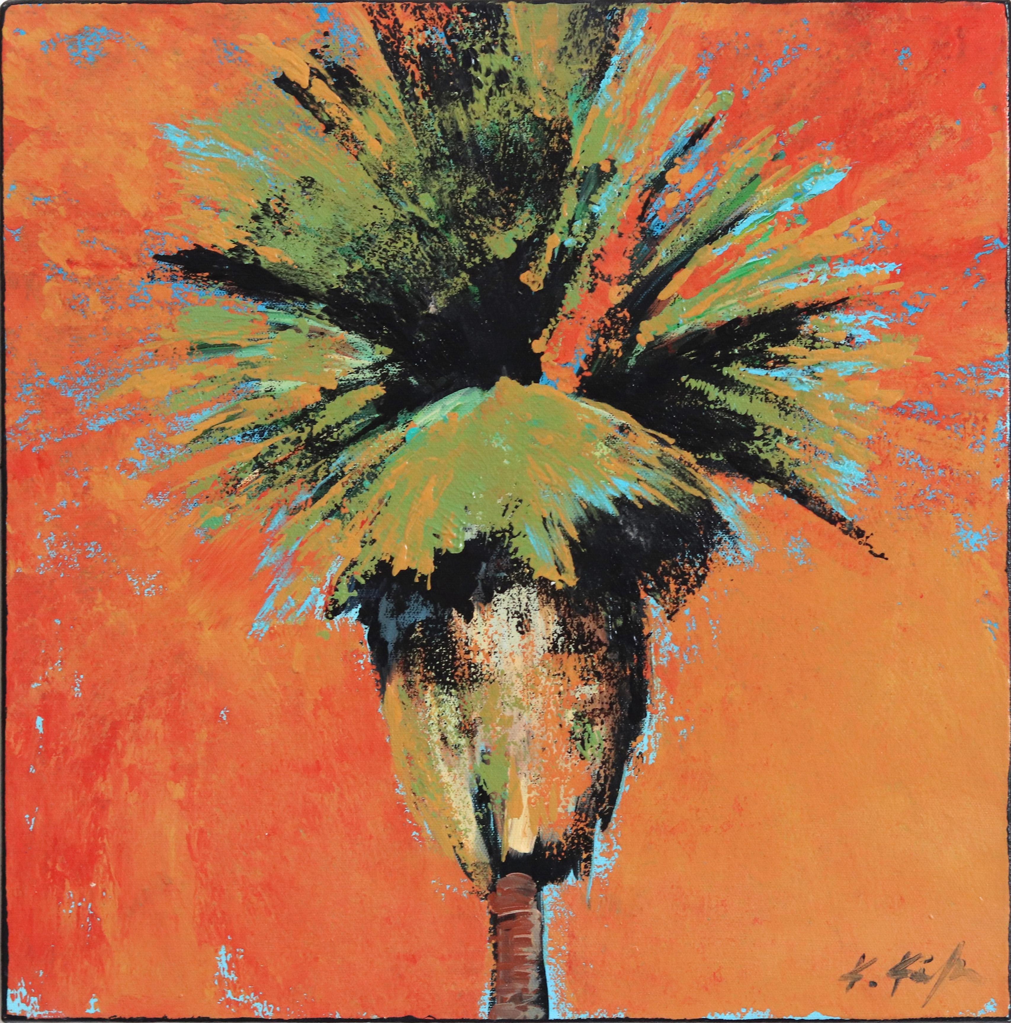 Tropical Sizzle Palm