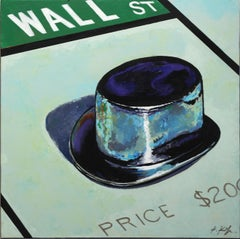 Wall Street Top Hat