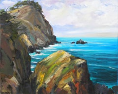Big Sur at Morning Seascape