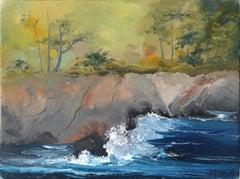 """""""Big Sur Cove"""" Landscape"""