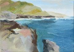 Diminutive Big Sur Coastal Landscape