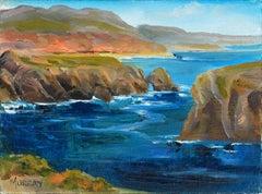 """""""Big Sur Rocks"""" Seascape"""