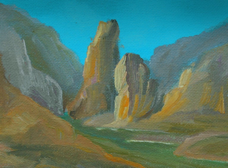 Canyon Landscape by Kathleen Murray 1