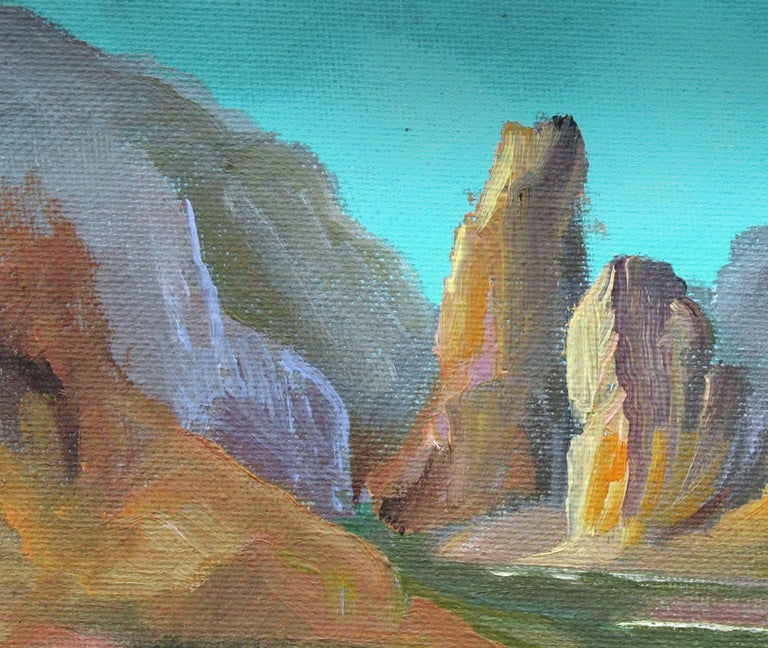Canyon Landscape by Kathleen Murray 2
