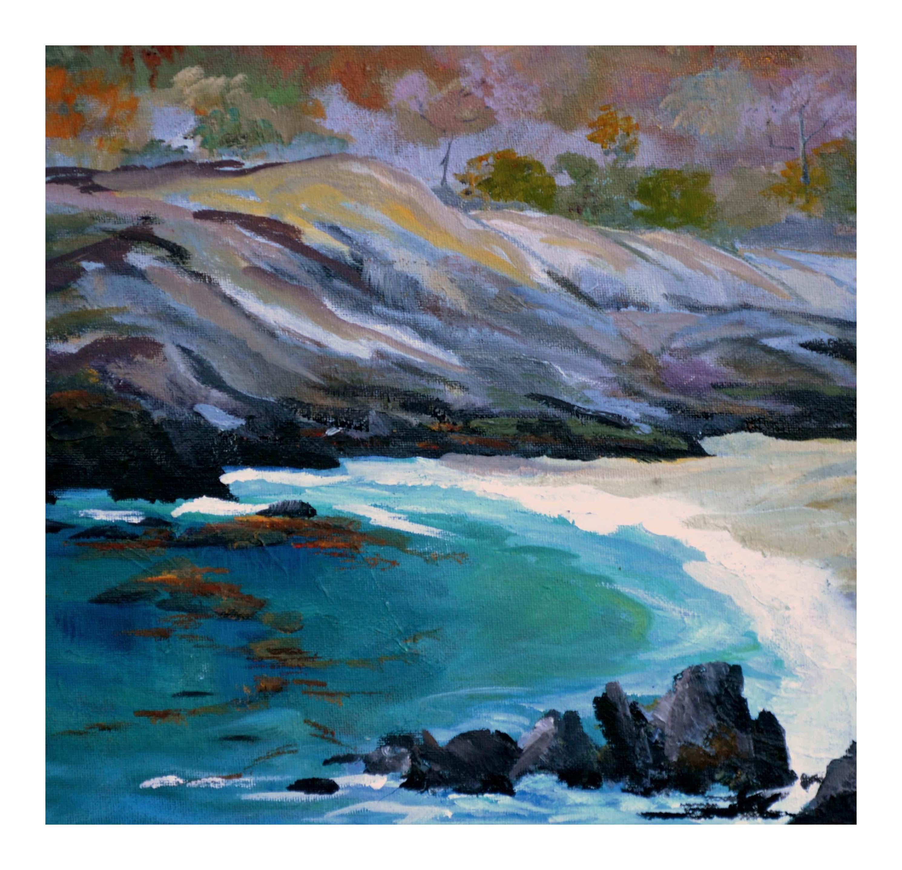 Carmel Highlands Landscape