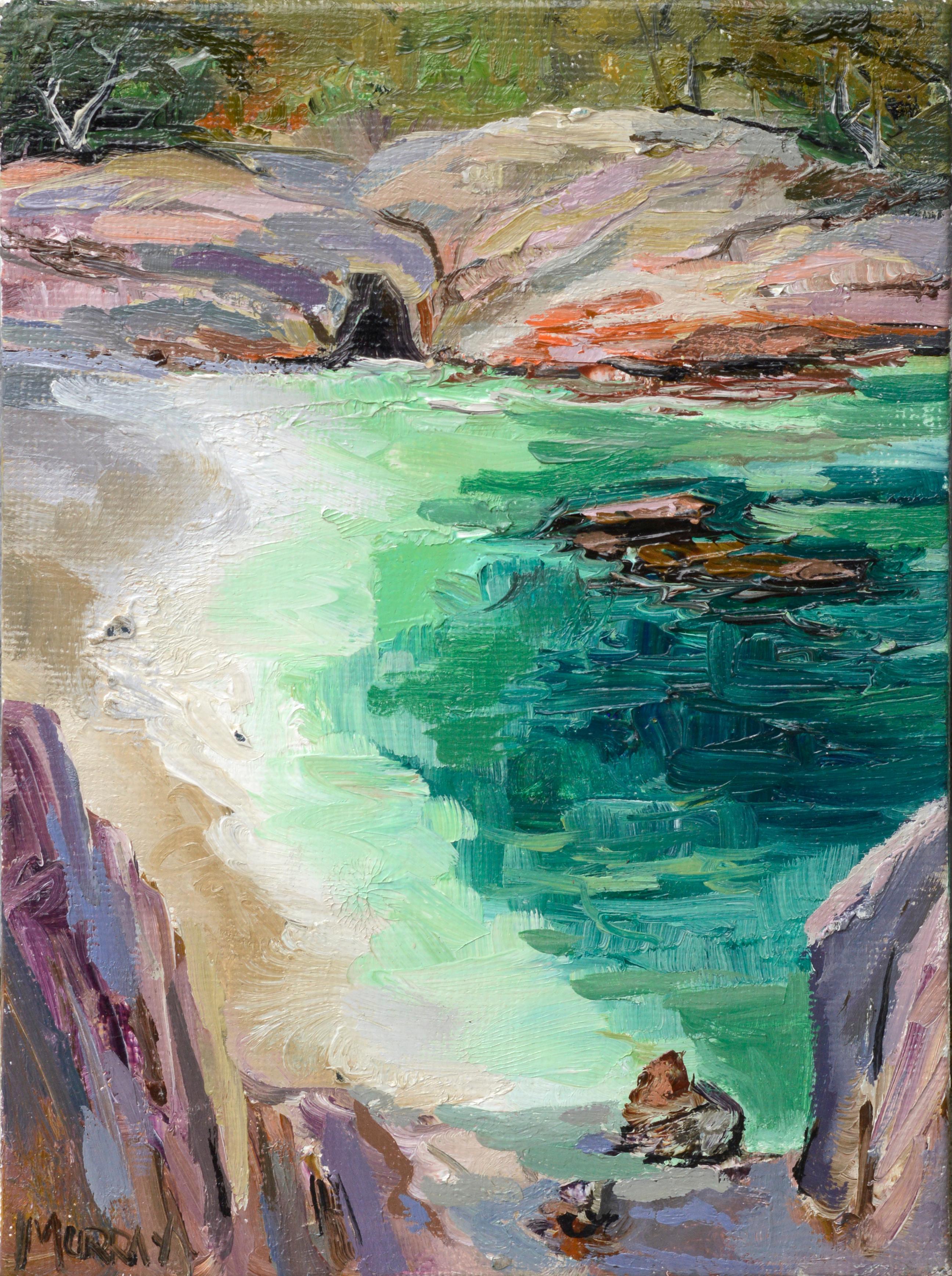 China Cove, Carmel California Seascape