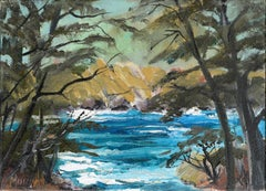 """Cypress Cove"" Pt. Lobos, Carmel"