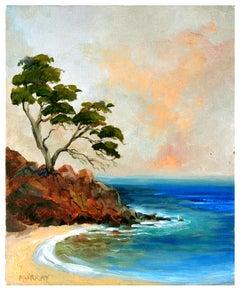 Cypress Point Monterey Coast Landscape