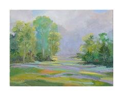 Lavender Creek in Spring