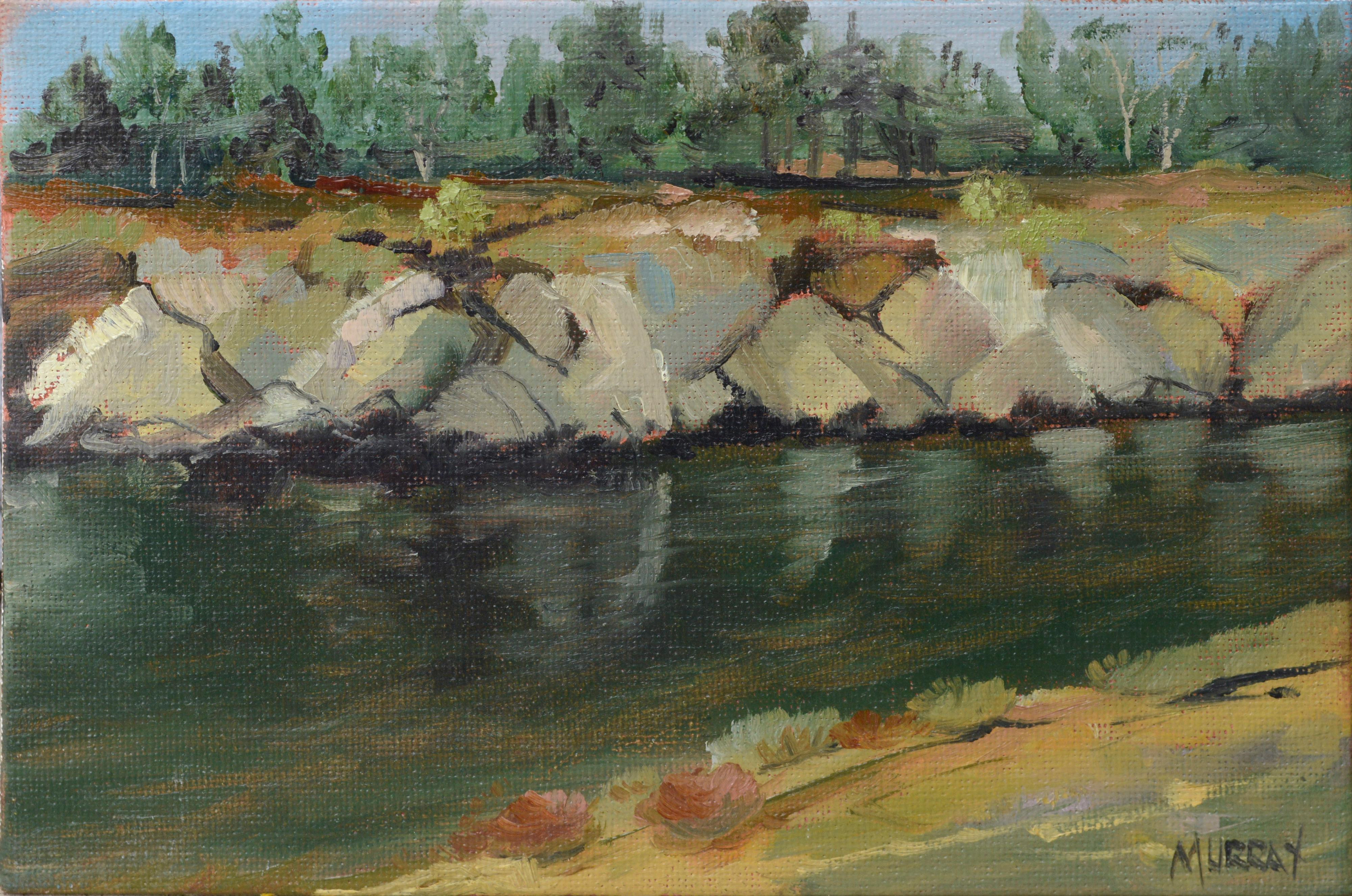 Reflections on the River - Landscape