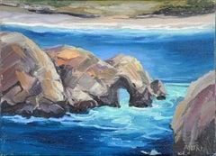 Big Sur Rocky Seascape