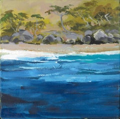 "Seascape #12 - ""The Landing"""