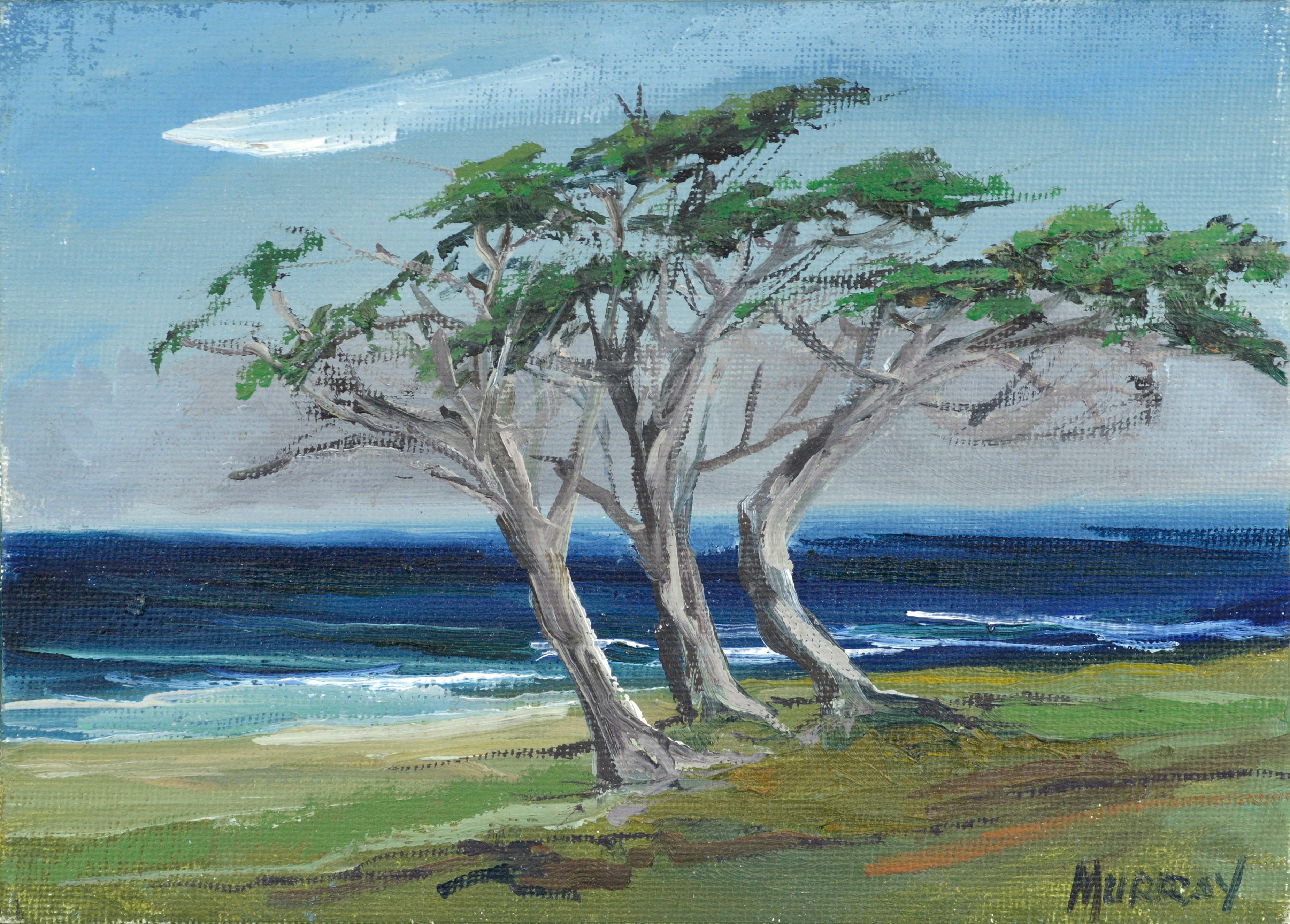 Pacific Grove Cypress Seascape