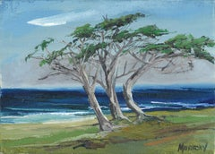 Seascape - Pacific Grove Cypress