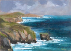"""Seascape """"Big Sur Looking South"""""""