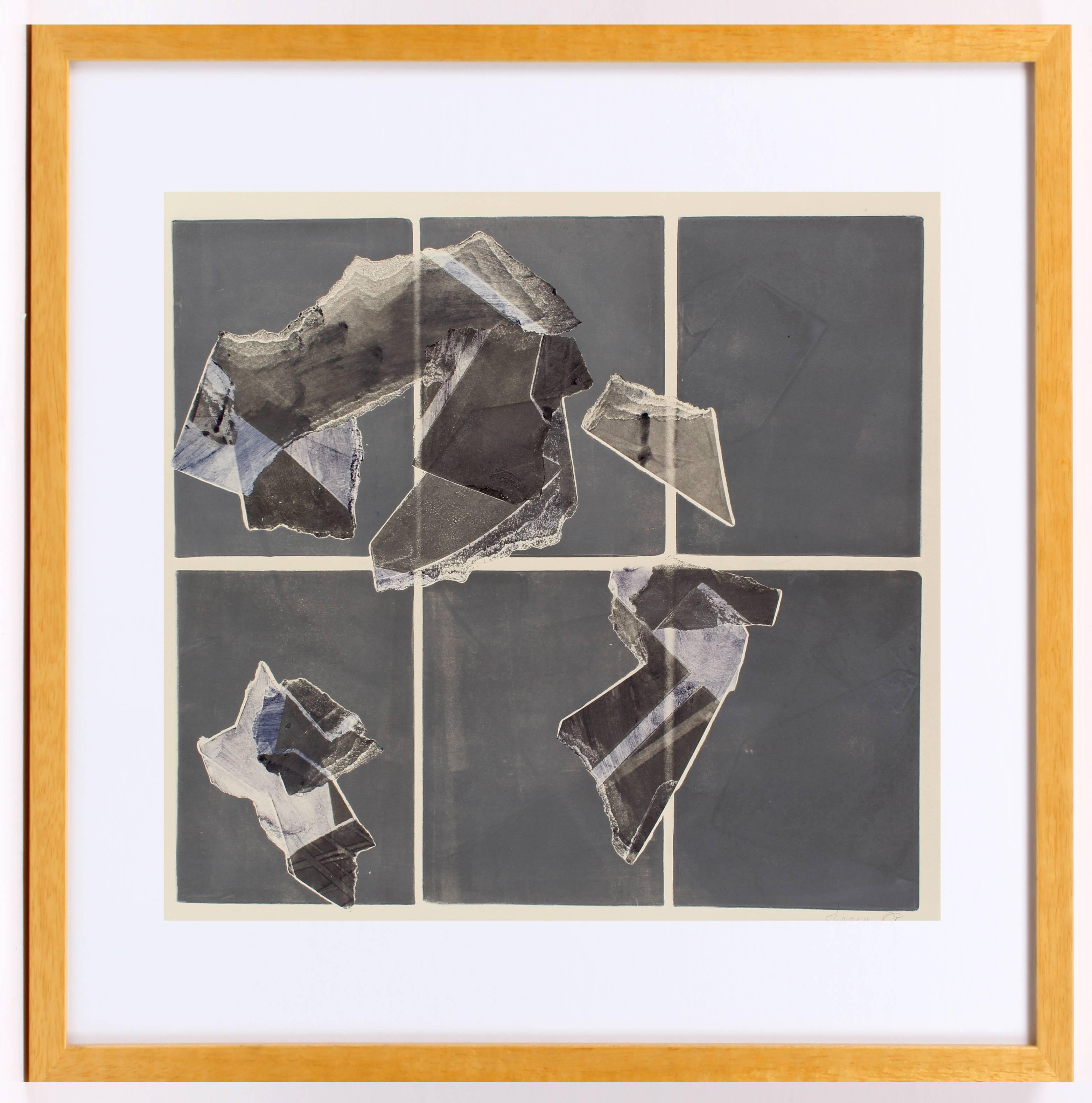Untitled (Grey Squares)