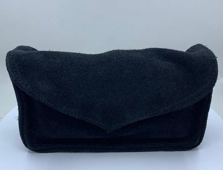 Kathrine Baumann Leopard Design Swarovski Crystal Minaudiere Evening Bag For Sale 10
