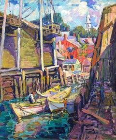 The Coal Slip, Gloucester Harbour