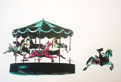 Katie Edwards, Joy II, Limited Edition Print, Affordable Art