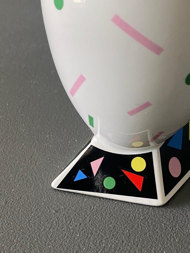 Post-Modern Kato Kogei Fujimori Collection Postmodern Mug, circa 1980 For Sale