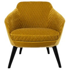 Katy Armchair Orange