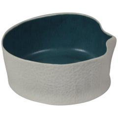 Kawa Dish by Luft Tanaka, Teal, Made to Order