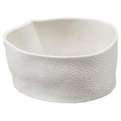 Kawa Dish by Luft Tanaka, White