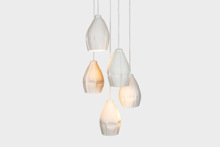American Kawa Pendant Light from Souda, Made to Order For Sale