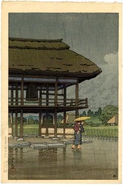 Genzo Temple, Miyazaki, Saitama Prefecture