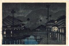 Mulberry Paper Landscape Prints