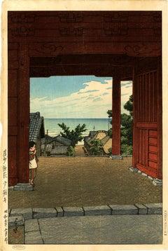 Tamon Temple, Hamahagi, Boshu