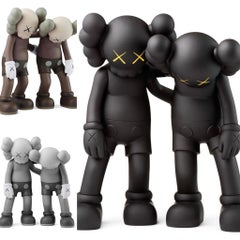 KAWS Along The Way: complete set of 3 (KAWS Companion Along The Way set)
